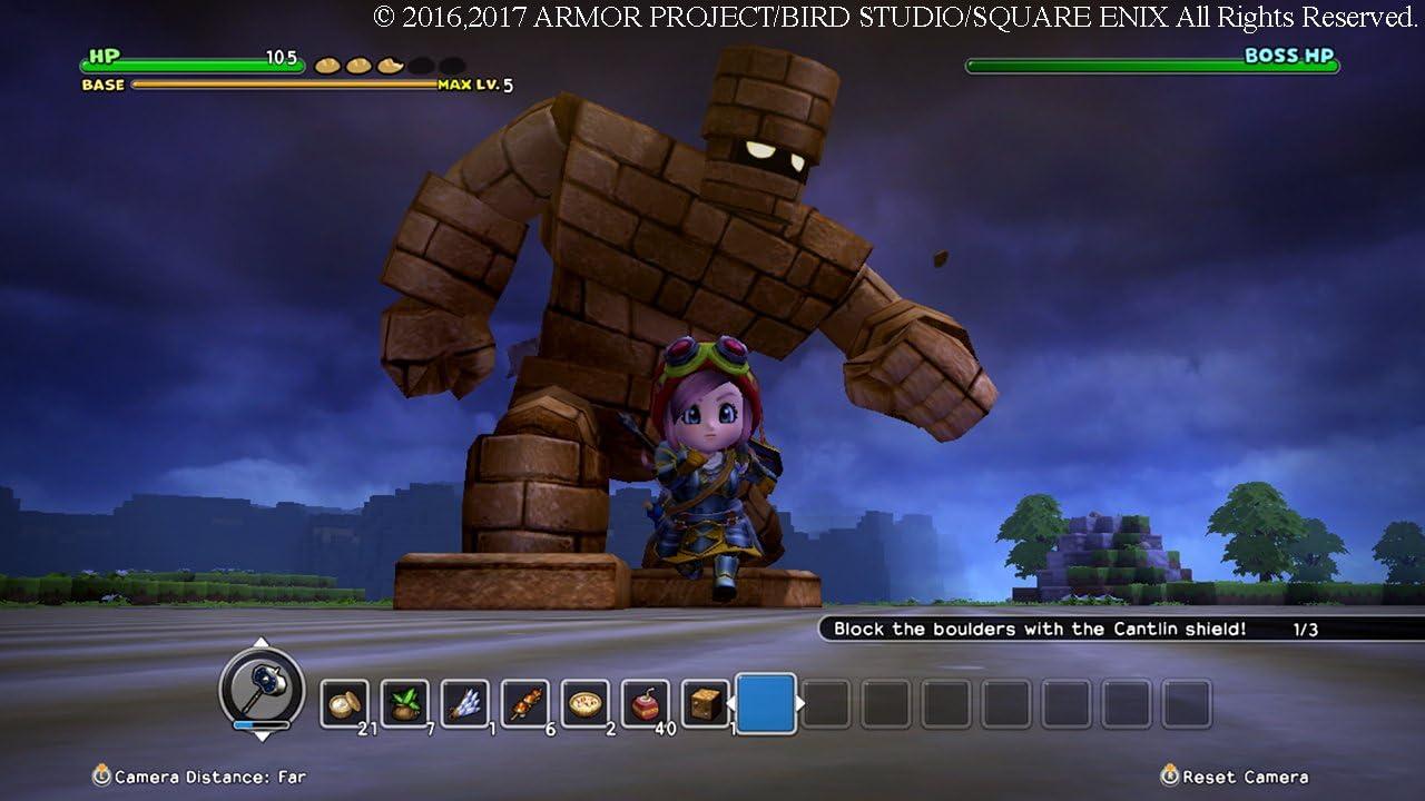 Amazon com: Dragon Quest Builders - Nintendo Switch: Nintendo of