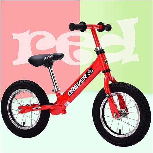 shuhong Bicicleta Bici Sin Pedales Rueda Neumática De Elasticidad ...