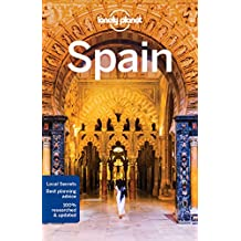 Lonely Planet Spain 11th Ed.: 11th Edition