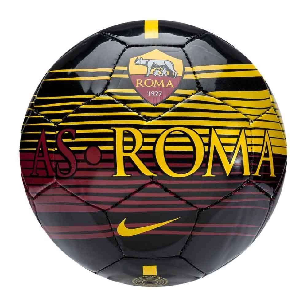 Nike A.S. ROM Skills - Balón de fútbol, Black/Team Crimson ...
