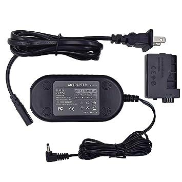 Amazon.com: ACK-E5 AC Adaptador de corriente y DR-E5 DC ...