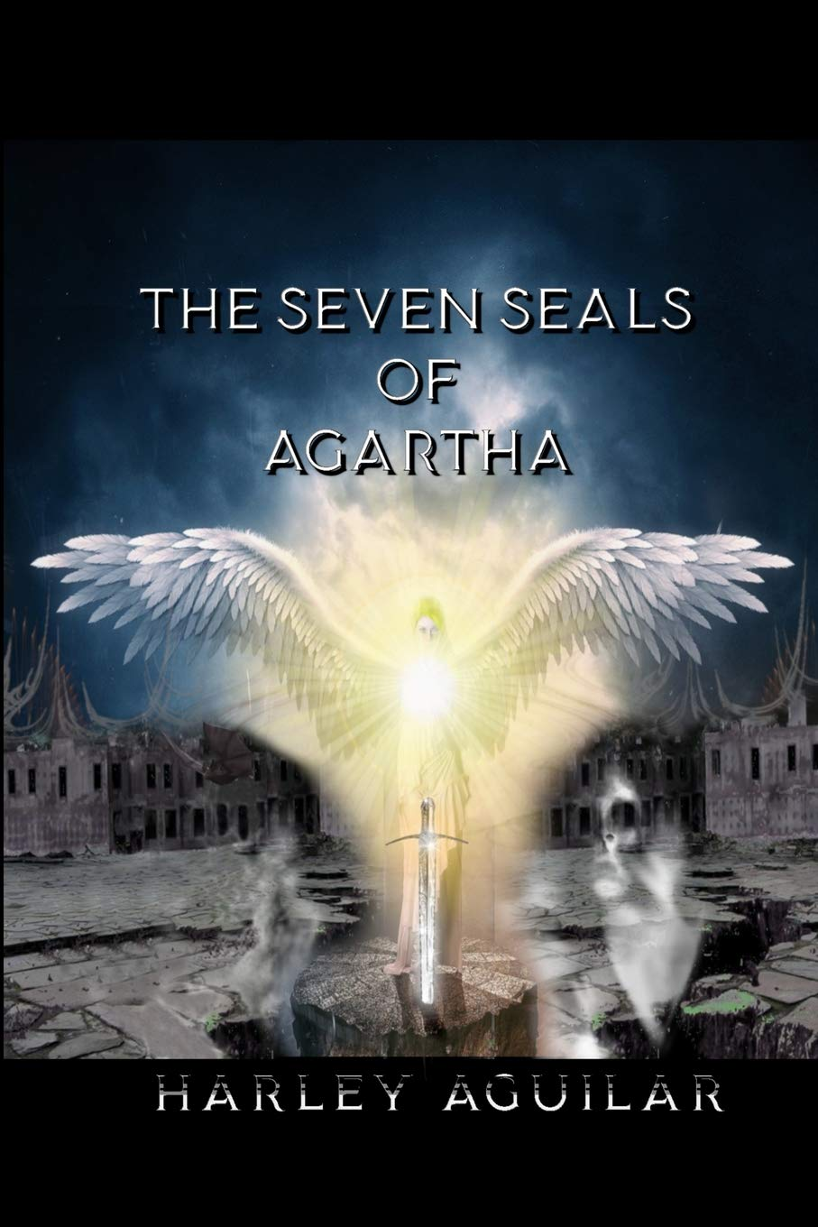 The Seven Seals of Agartha: Harley Aguilar: 9781794491076: Amazon