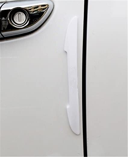 Black Rubber Cars Anti-rub Strip Car Door Moulding Edge Crash Bar Protection Pad Exterior Parts Styling Mouldings