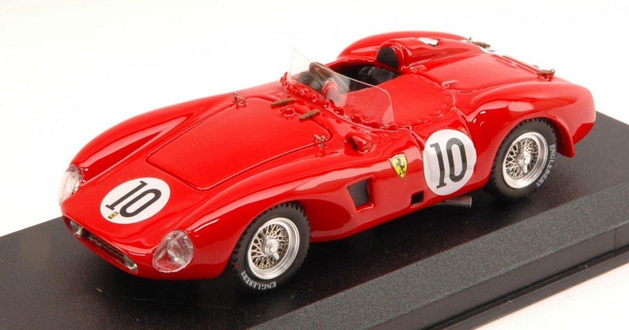 Art-Model AM0274 Ferrari 625 LM N.10 23th LM 1956 Simon-P.Hill 1 43 Die Cast
