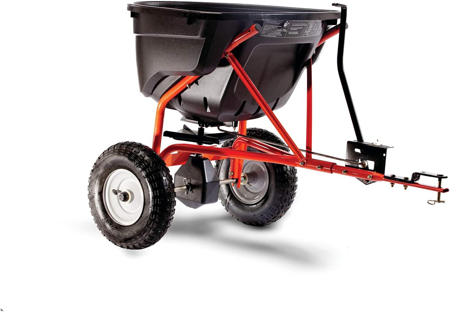 Agri-Fab 130-Pound Tow Behind Broadcast Spreader