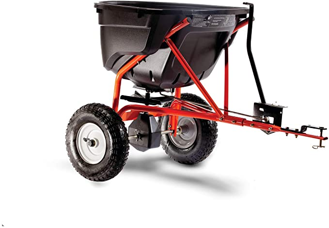 Agri-Fab 45-0463 130-Pound Tow Behind Broadcast Spreader - Best Tow-Behind Model
