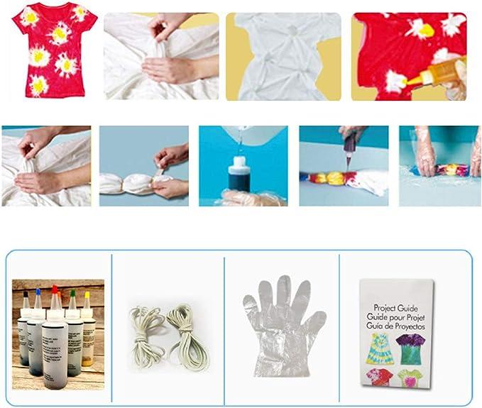 Jinghuash Tinte Ropa, Tinte Ropa Tie Dye, Tintes para Ropa ...