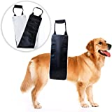 Dog Lift Support and Rehab Harness for Weak Rear Legs, Soft Sling Assist The Dog Who are Senior, Injured, Disabled and After