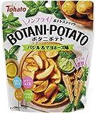 東ハト BOTANI POTATOバジル&マヨネーズ味 30g×12袋