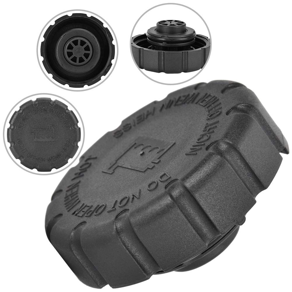 1 PC of Car Radiator Coolant Reservoir Expansion Tank Cap for Mercedes 2105010615 Radiator Cap