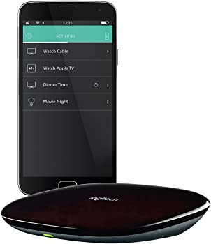 Logitech Harmony Home Hub Smartphone Control