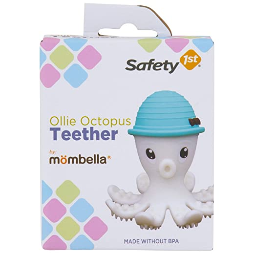 Amazon.com: Safety 1st con mombella Ollie pulpo Mordedor, S ...