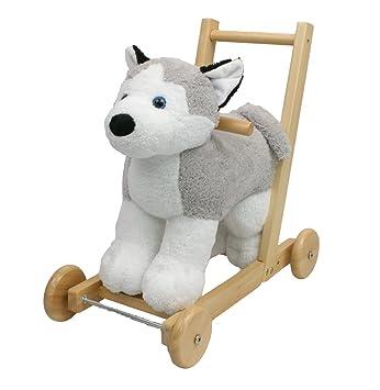 Torro Segunda Mano 3199900273 Husky Perro bebé Forma Andador ...