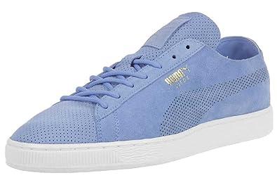 Puma Suede Classic Deconstruct Herren Sneaker Schuhe Leder