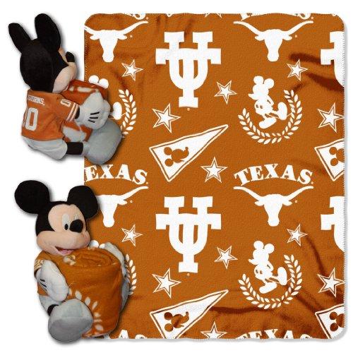 (Northwest Company Texas Longhorns Blanket Disney Hugger)