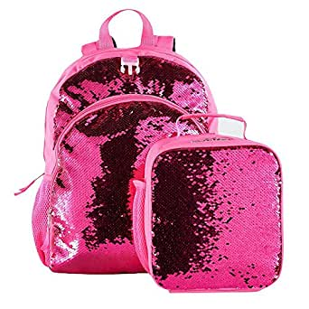 Amazon.com | Kids Full Size 16 inch Reversible Pink Flip