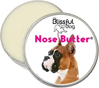 The Blissful Dog Show Ear Boxer Nose Butter, 2-Ounce
