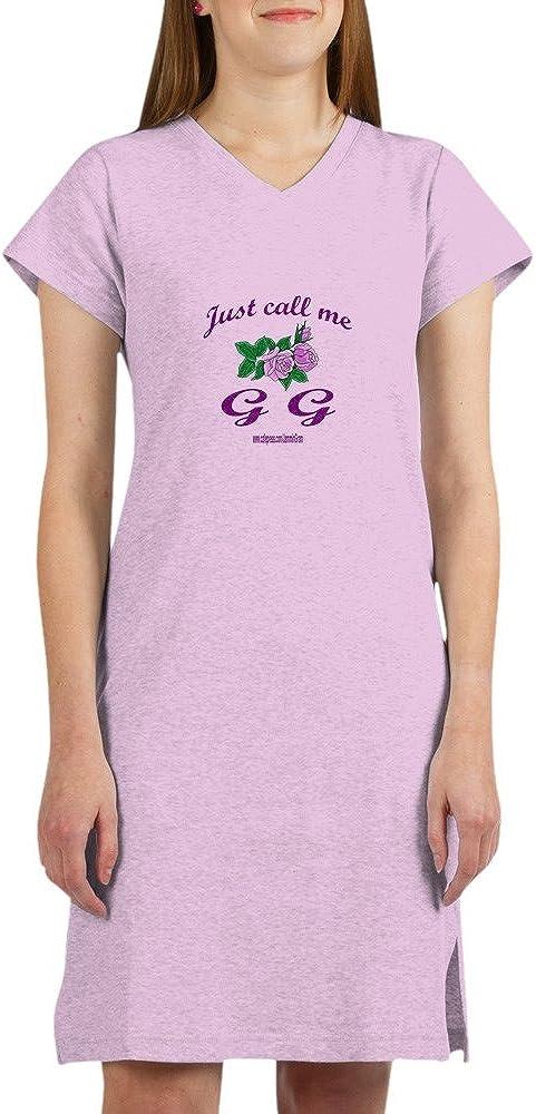 CafePress GG Nightshirt
