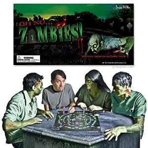Zombie Board Game the Walking Dead Living Undead Evil