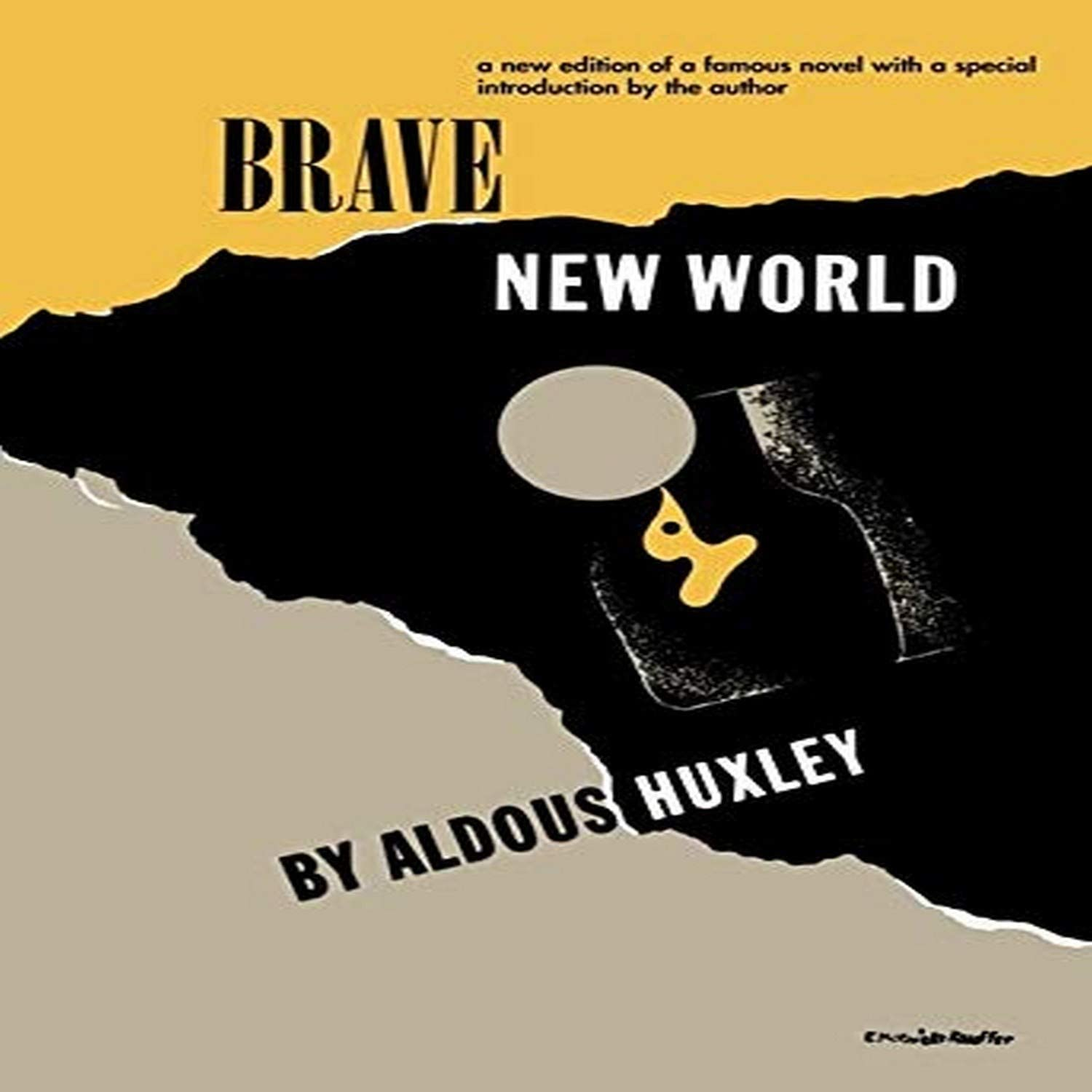 Brave New World is a novel written in 1931 by Aldous Huxley and published in 1932 Set in London of AD 2540 (632 AF?After Ford?in the book) the novel anticipates developments in reproductive technology