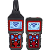 NOYAFA Underground Cable Tester Locator Wire Tracker Detector, Detection of Wall and Underground Cables, Electrical Lines, Wa