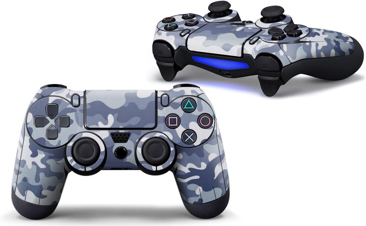 Sony Playstation 4 Controlador – Skin – pegatinas, PlayStation 4 Style – Protector de pantalla para una óptica Modelos, mejor protección y más Diversión en el juego, también para PS4 Pro Pad