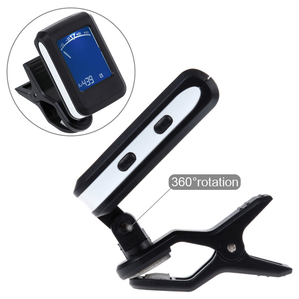 Goldge Guitar Capo and Guitar Tuner by Goldge (Image #5)