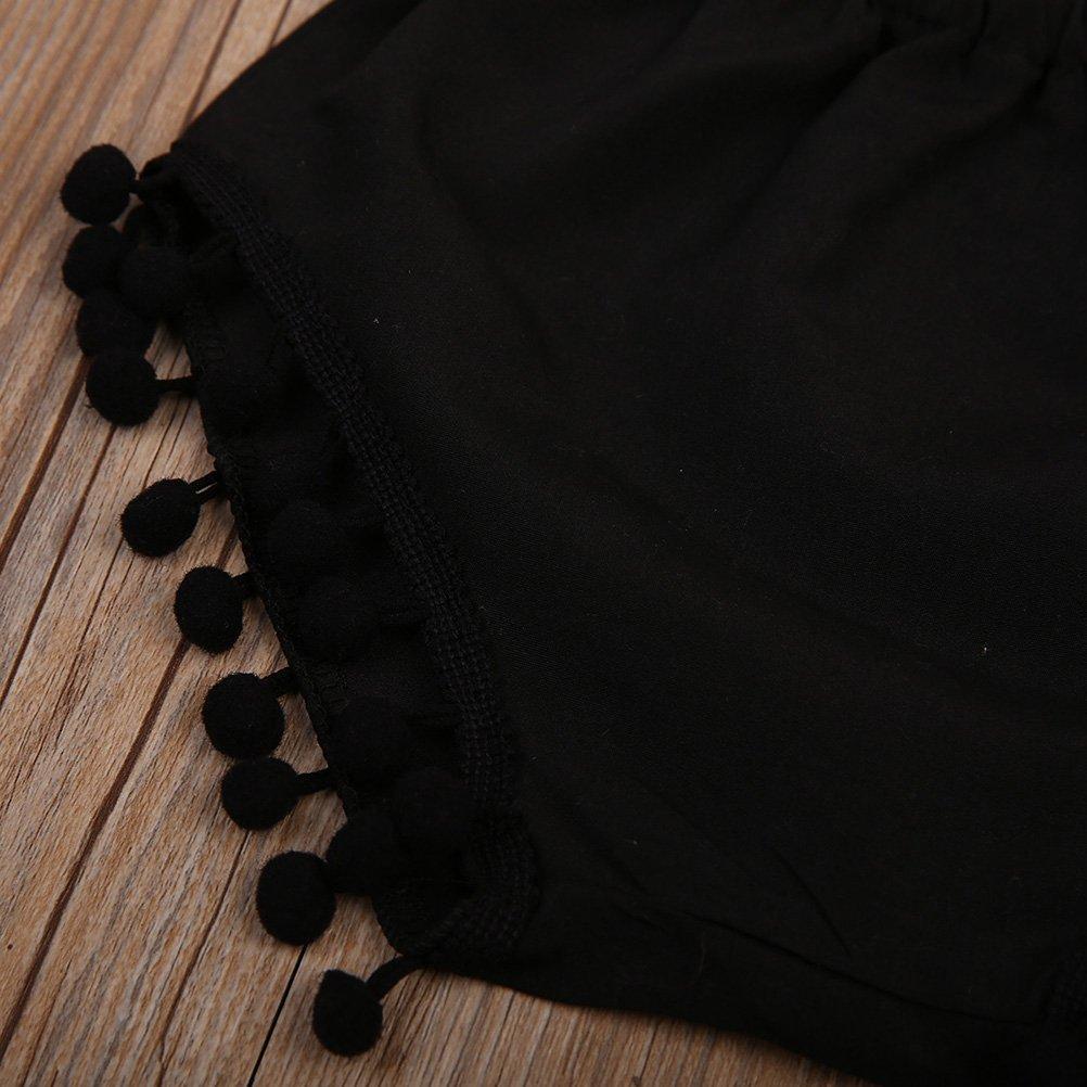 CAT1-RHD B/éb/é Fille Ensemble Barboteuse /Ét/é en Coton Haut Short et Bandeau 0-24 Mois