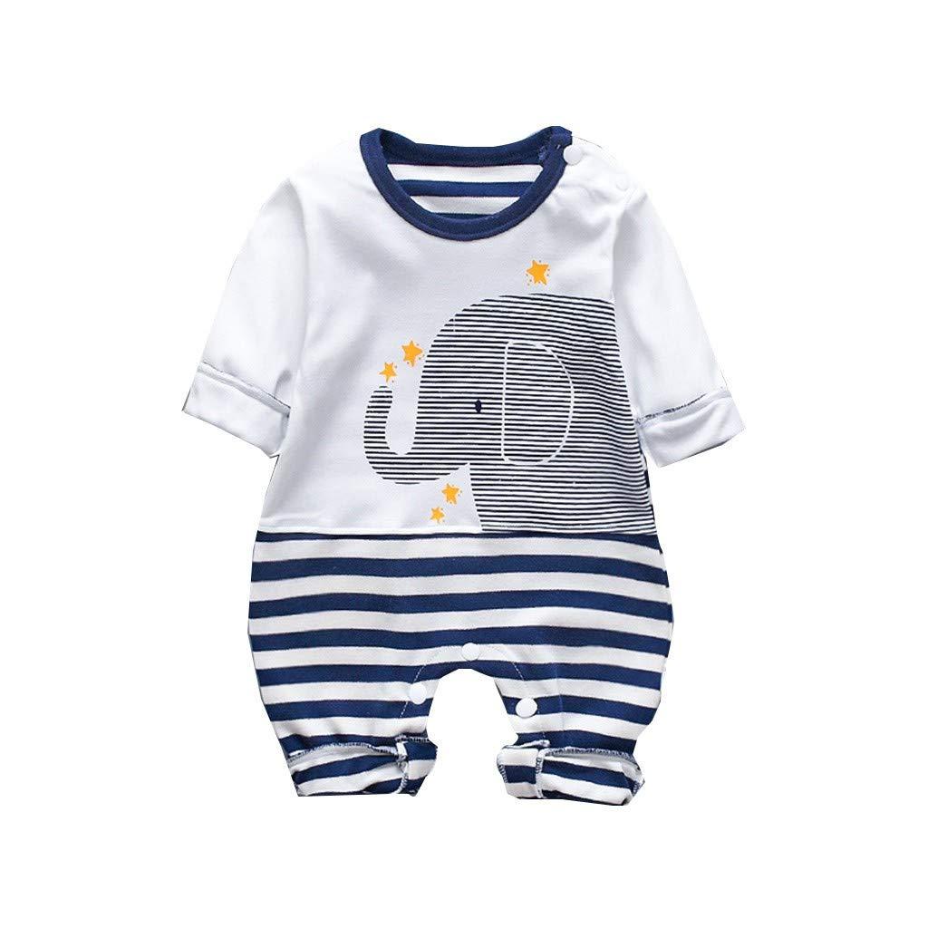 Shorts Hosen Tops Kleidung Shirt Hemd 6 Monate wuayi  Baby Outfits Set 4 Jahre Kinder Jungen M/ädchen Cartoon Elefant Gedruckt T Shirt