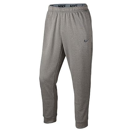 New Nike Men's KO Slacker Training Pants Dk Grey Htr/Cool Grey XX-Large