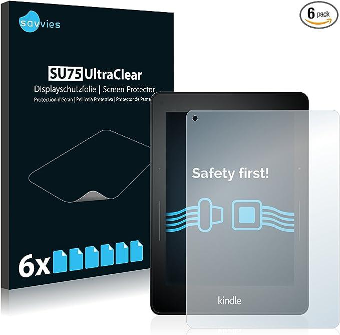 savvies Protector Pantalla Compatible con Amazon Kindle Voyage (6 ...