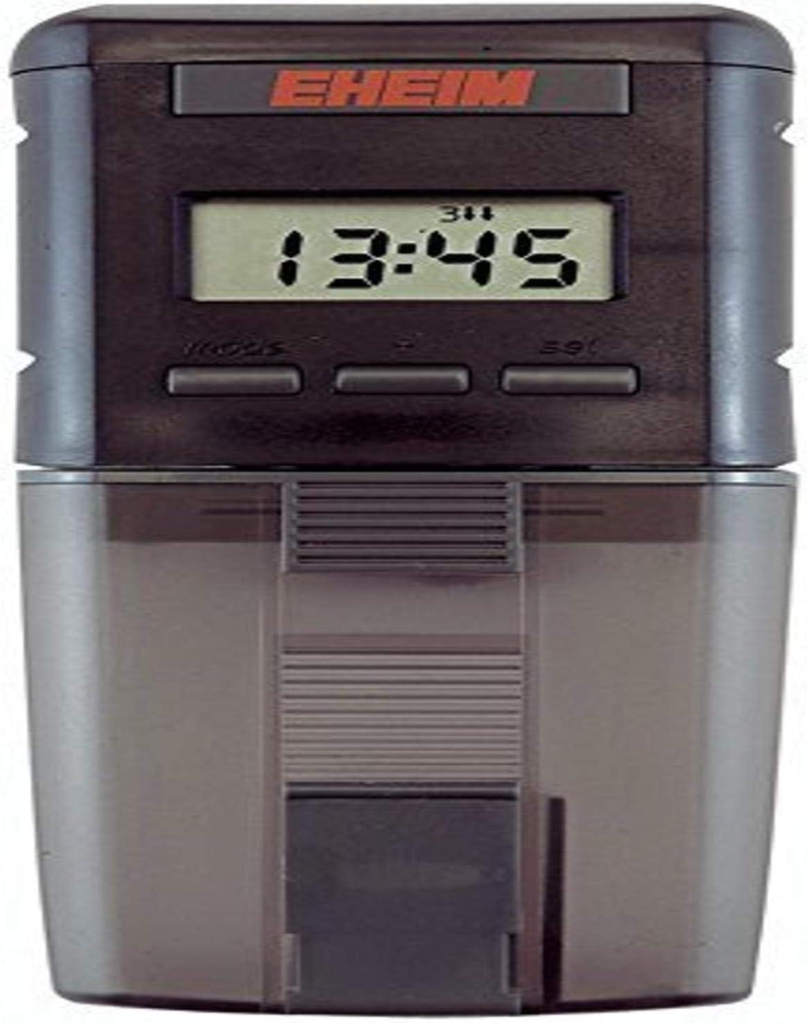 Eheim Everyday Fish Feeder Programmable Automatic0 Food Dispenser Amazon Co Uk Kitchen Home