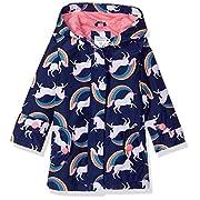 Carter's Baby Girls Her Favorite Rainslicker Rain Jacket, Unicorn Rainbows, 12M