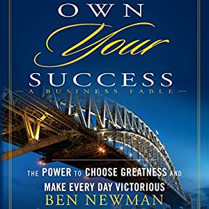 Own YOUR Success Audiobook