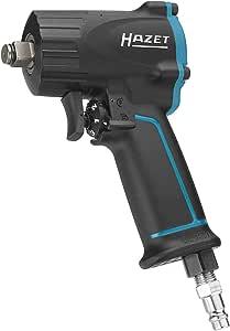 Hazet 9012M 1100 N m Impact Wrench Extra Short - Black/Blue