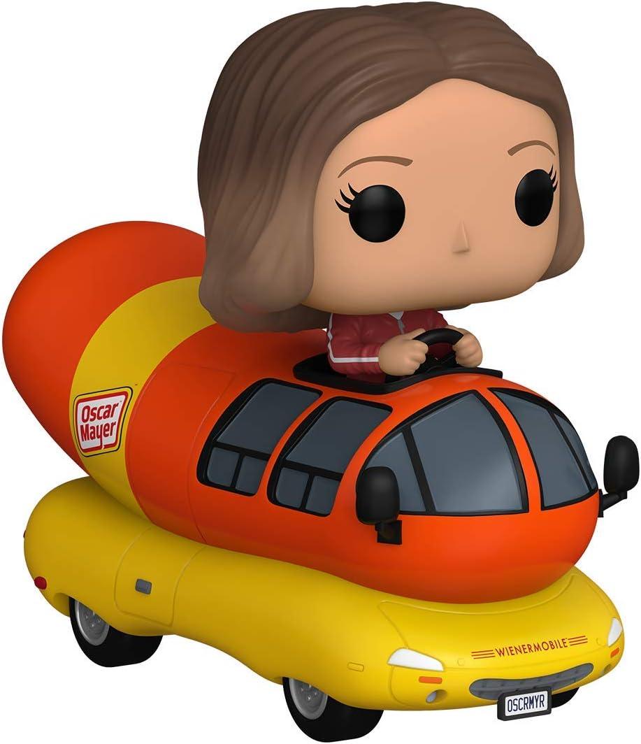 Rides Wienermobile Funko Pop Oscar Mayer