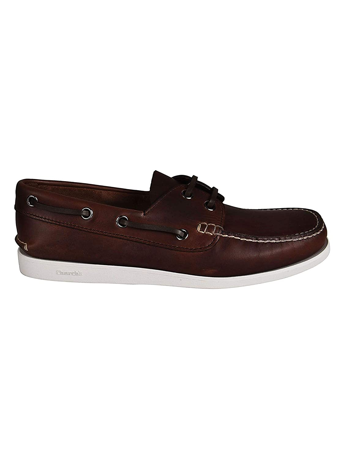 - Church's Men's EDB0199NNF0AAD Brown Leather Loafers