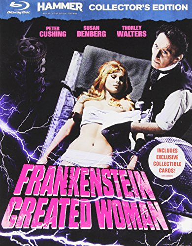 Frankenstein Created Woman [Collector's Edition Blu-ray] by Millennium/Hammer