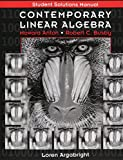 img - for Student Solutions Manual to accompany Contemporary Linear Algebra book / textbook / text book