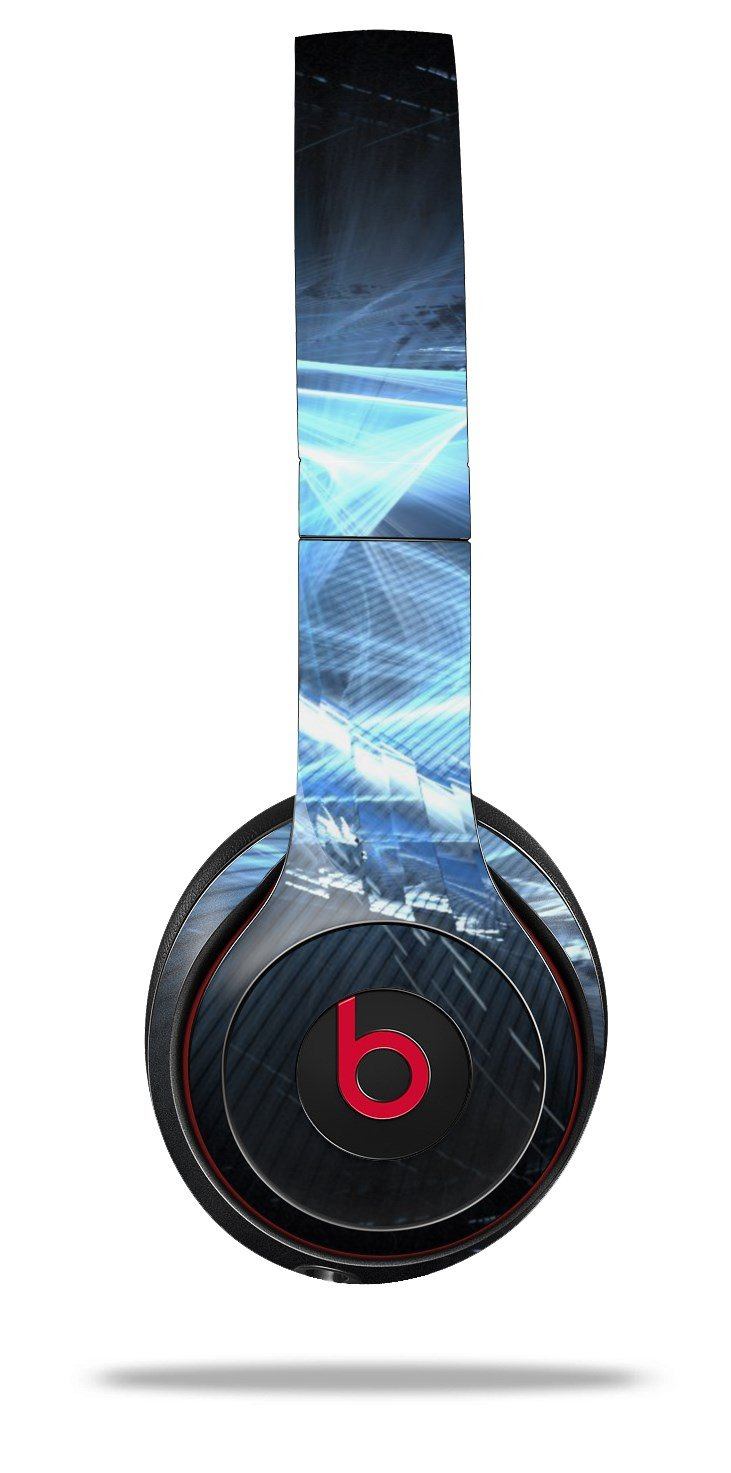 WraptorSkinz Skin Decal Wrap for Beats Solo 2 and Solo 3 Wireless headphones Robot Spider Web (BEATS NOT INCLUDED)