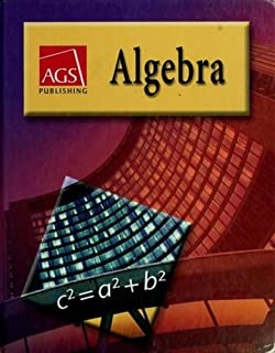 ALGEBRA 2 WORKBOOK ANSWER KEY: AGS Secondary: 9780785435464