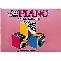 BASTIEN - Metodo Nivel Elemental para Piano (WP200E)