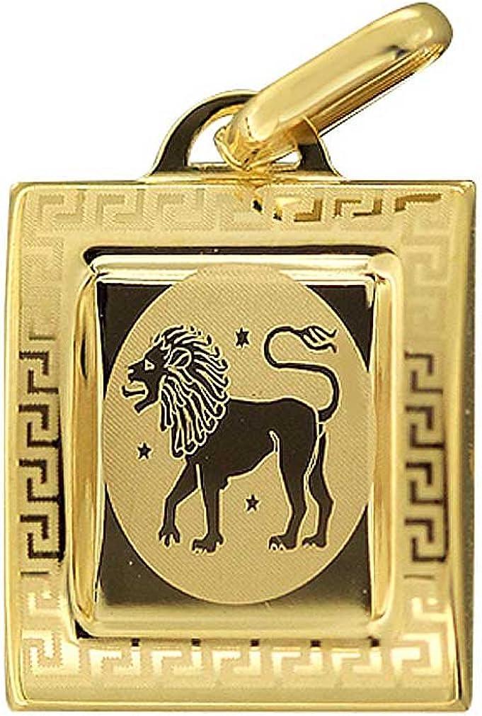 Or 585 H505. Pendentif signe du zodiaque Hobra-Gold H494