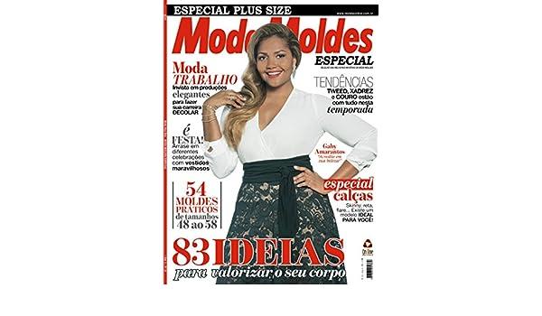 bd0438756 Moda Moldes Especial ed.21 Plus Size (Portuguese Edition) - Kindle edition  by On Line Editora. Arts & Photography Kindle eBooks @ Amazon.com.