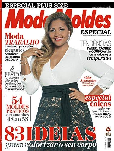 Moda Moldes Especial ed.21 Plus Size