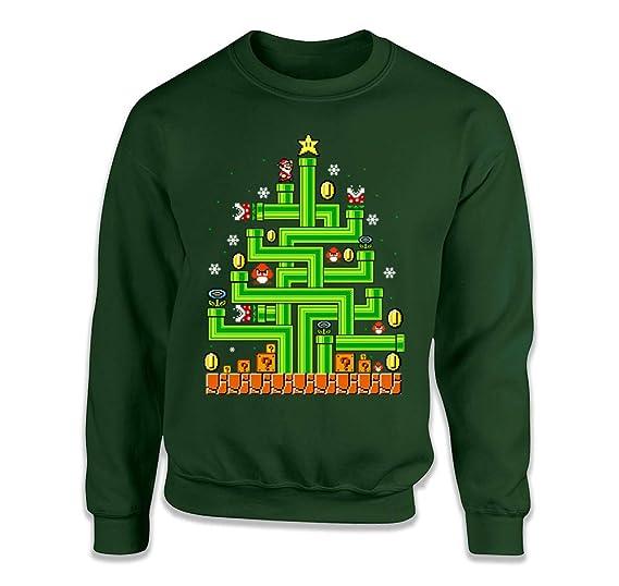 Amazoncom Gamer Christmas Tree Shirt Video Game Ugly Christmas