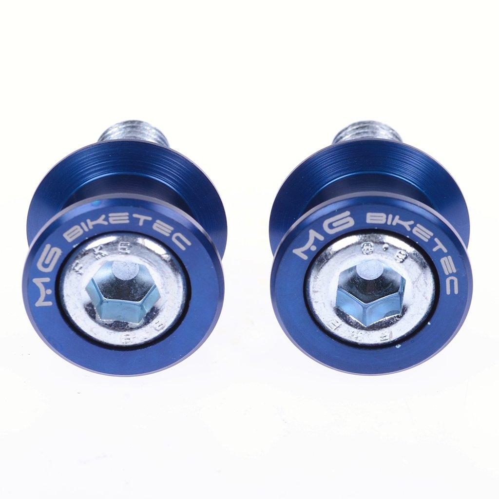 st/änderaufnahmen M10/x 1,5/en aluminium Bleu mg de biketec
