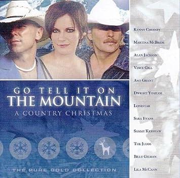 Kenny Chesney, Martina McBride, Alan Jackson, Vince Gill, Amy ...