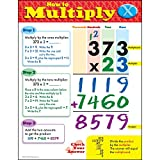 Trend Enterprises How To Multiply Learning Chart (1 Piece), 17