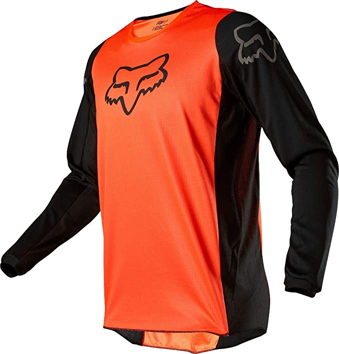 FOX Mens 180 Race Dirt Cycling Jersey ATV MX Off-Road Motocross DH MTB Bike Tops